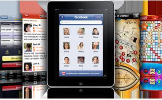 Apple iPad sweepstake