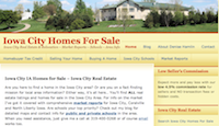 Iowa City Homes for Sale