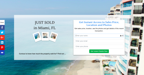 Just-sold-miami-realbird-landing-page