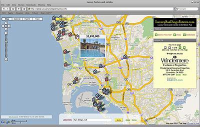 Luxury San Diego Estates
