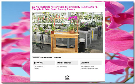 2.7 AC wholesale nursery