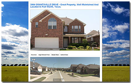 Fort Worth, TX single family home