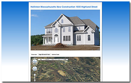 Holliston Massachusetts New Construction